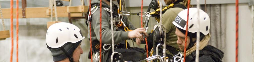 Ausbildung Seilzugangstechniker